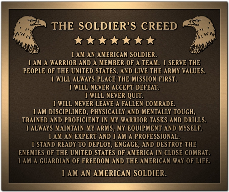 soldiers-creed-plaque